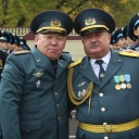 Два КАПИТАНА.  к-н Цимпель и к-н Байкенов