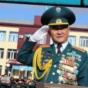 Начальник КРВШИ полковник Джайлыбаев А.А.